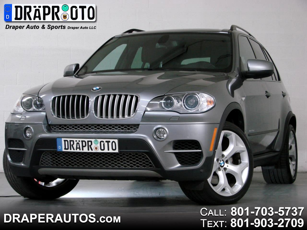 2013 BMW X5 AWD 4dr xDrive35d
