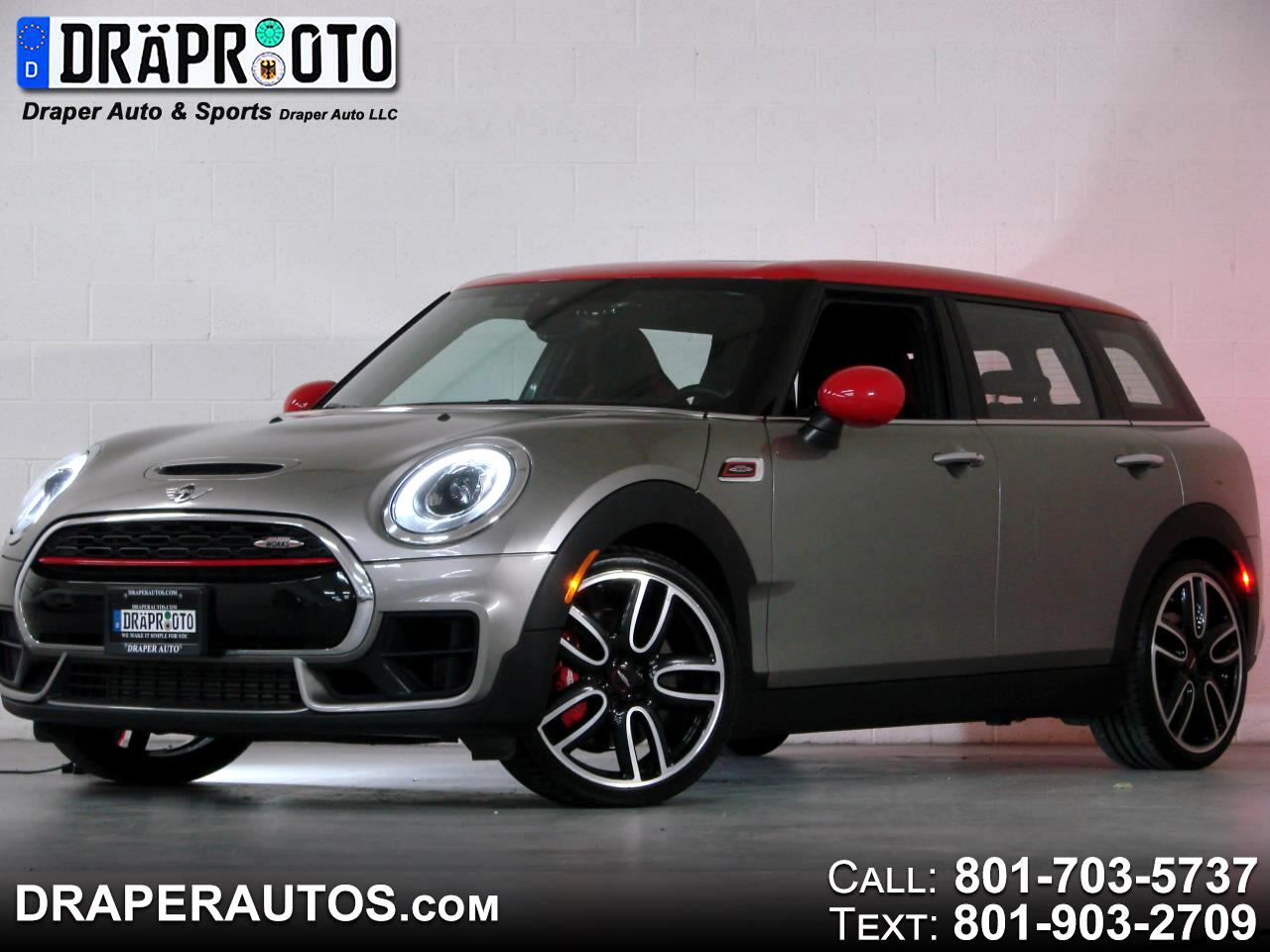 MINI Clubman John Cooper Works ALL4 2017