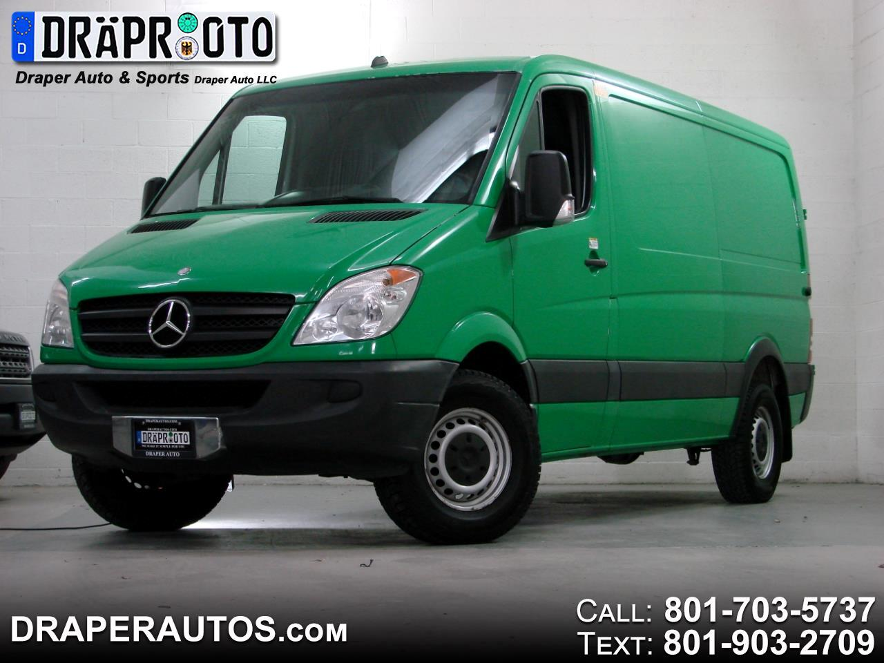 "Mercedes-Benz Sprinter Cargo Vans 2500 144"" 2013"