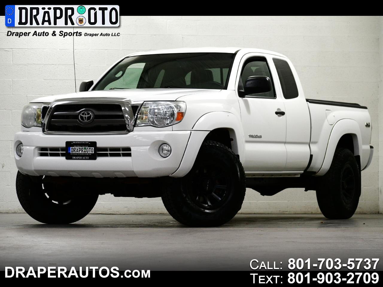 Toyota Tacoma 4WD Access Cab V6 AT (Natl) 2010