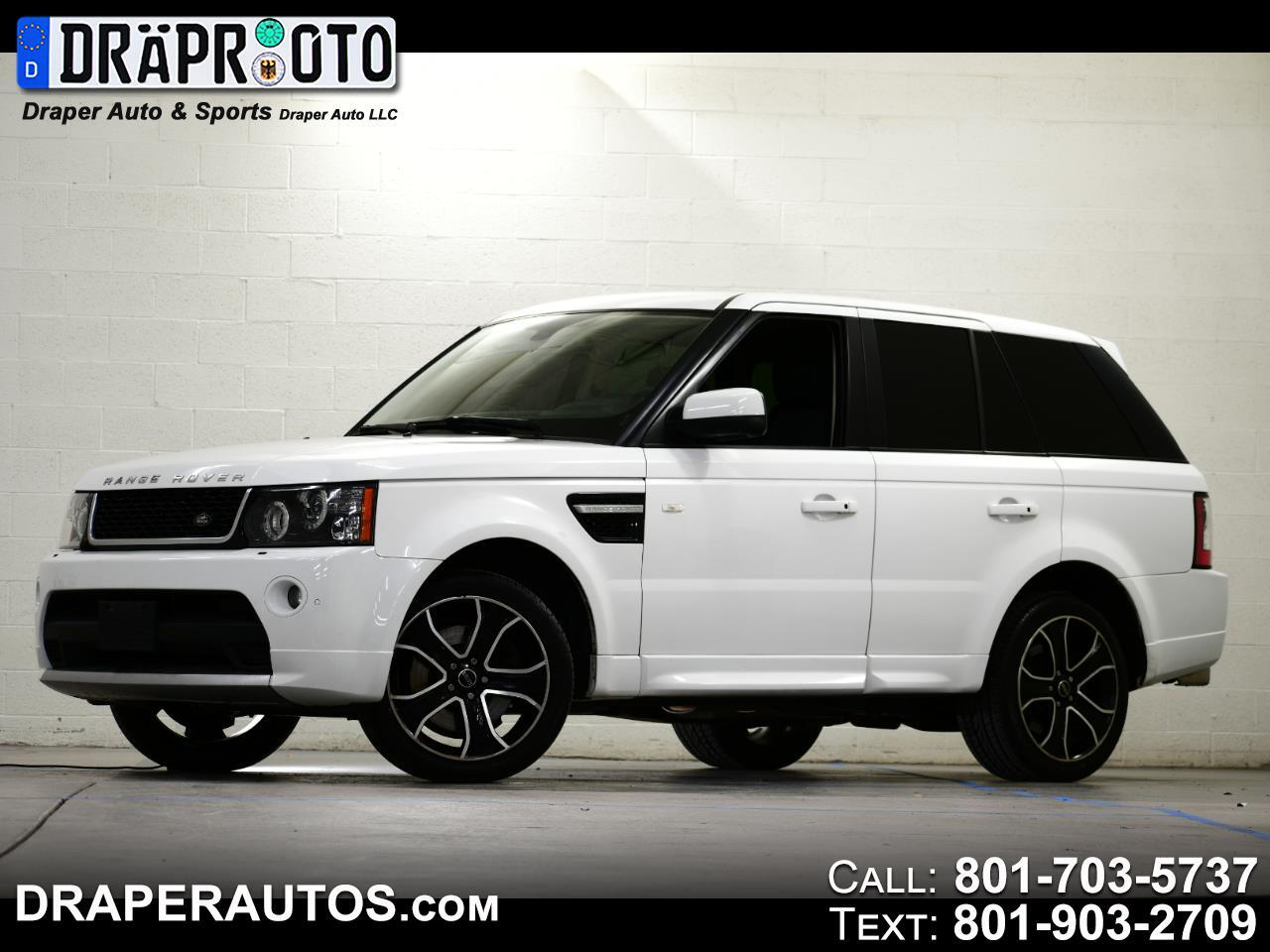 Land Rover Range Rover Sport 4WD 4dr HSE GT Limited Edition 2013