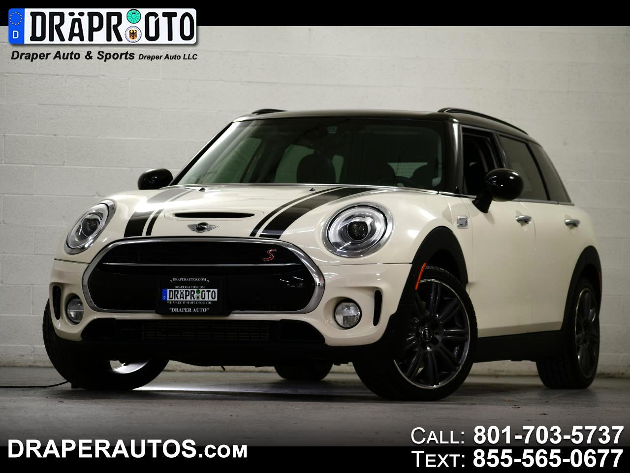 MINI Clubman Cooper S ALL4 2018