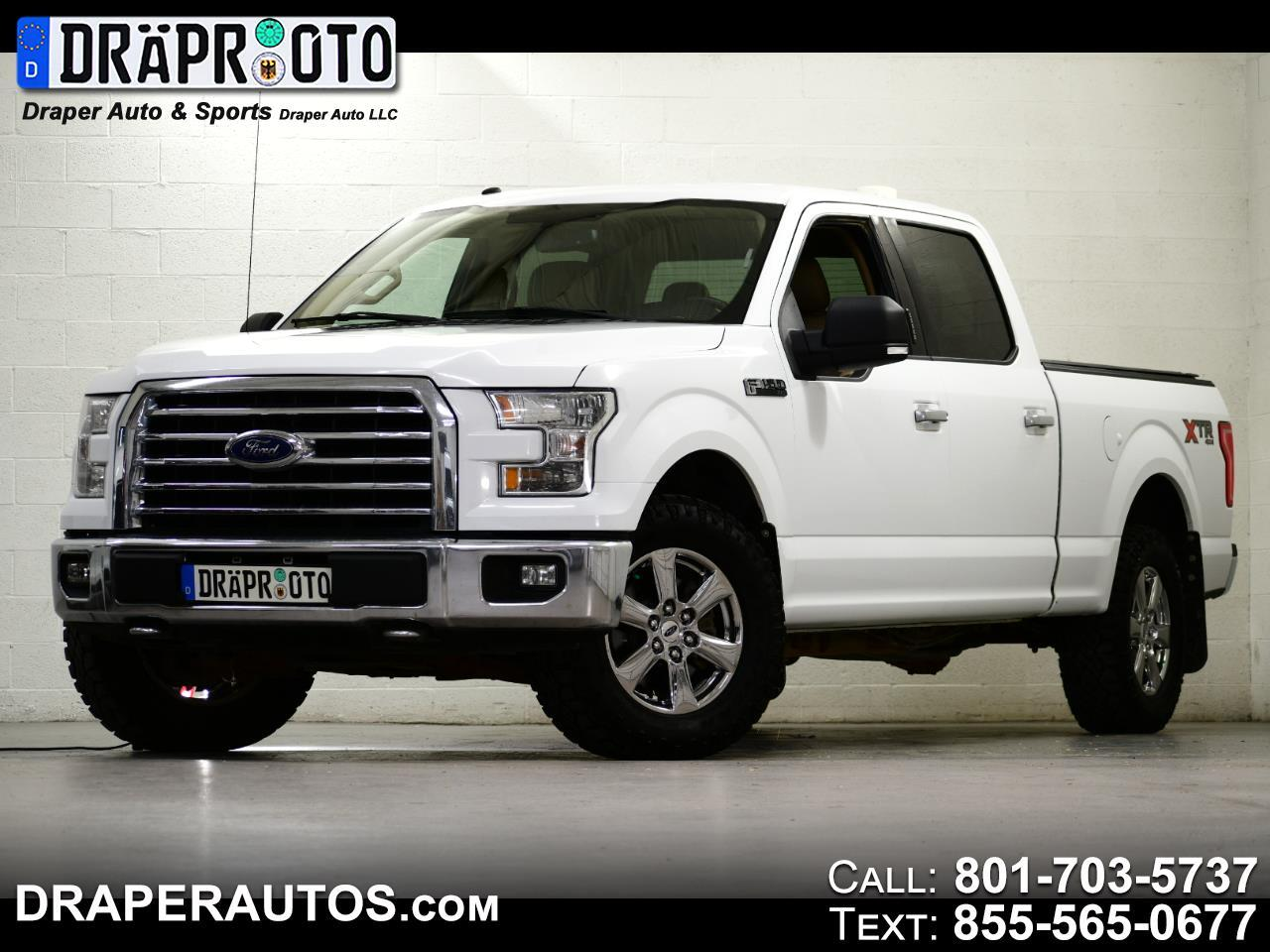 Ford F-150 XLT 6.5-ft. Bed 4WD 2016