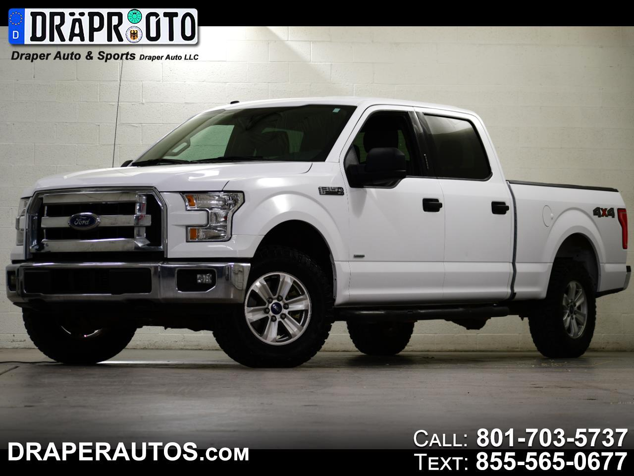 Ford F-150 XLT 6.5-ft. Bed 4WD 2017