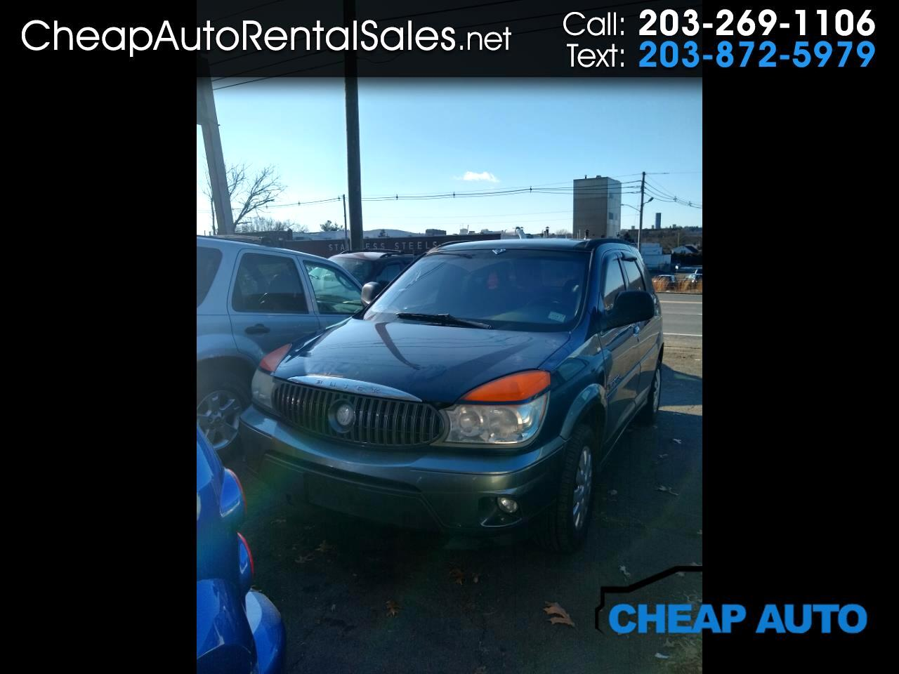 Buick Rendezvous CX 2WD 2002