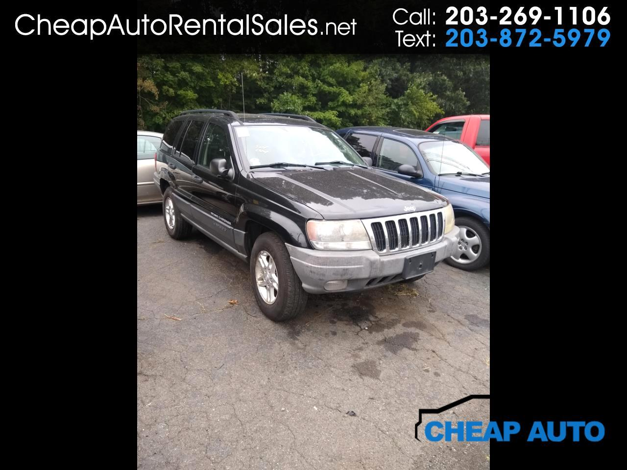 2003 Jeep Grand Cherokee Laredo 4WD