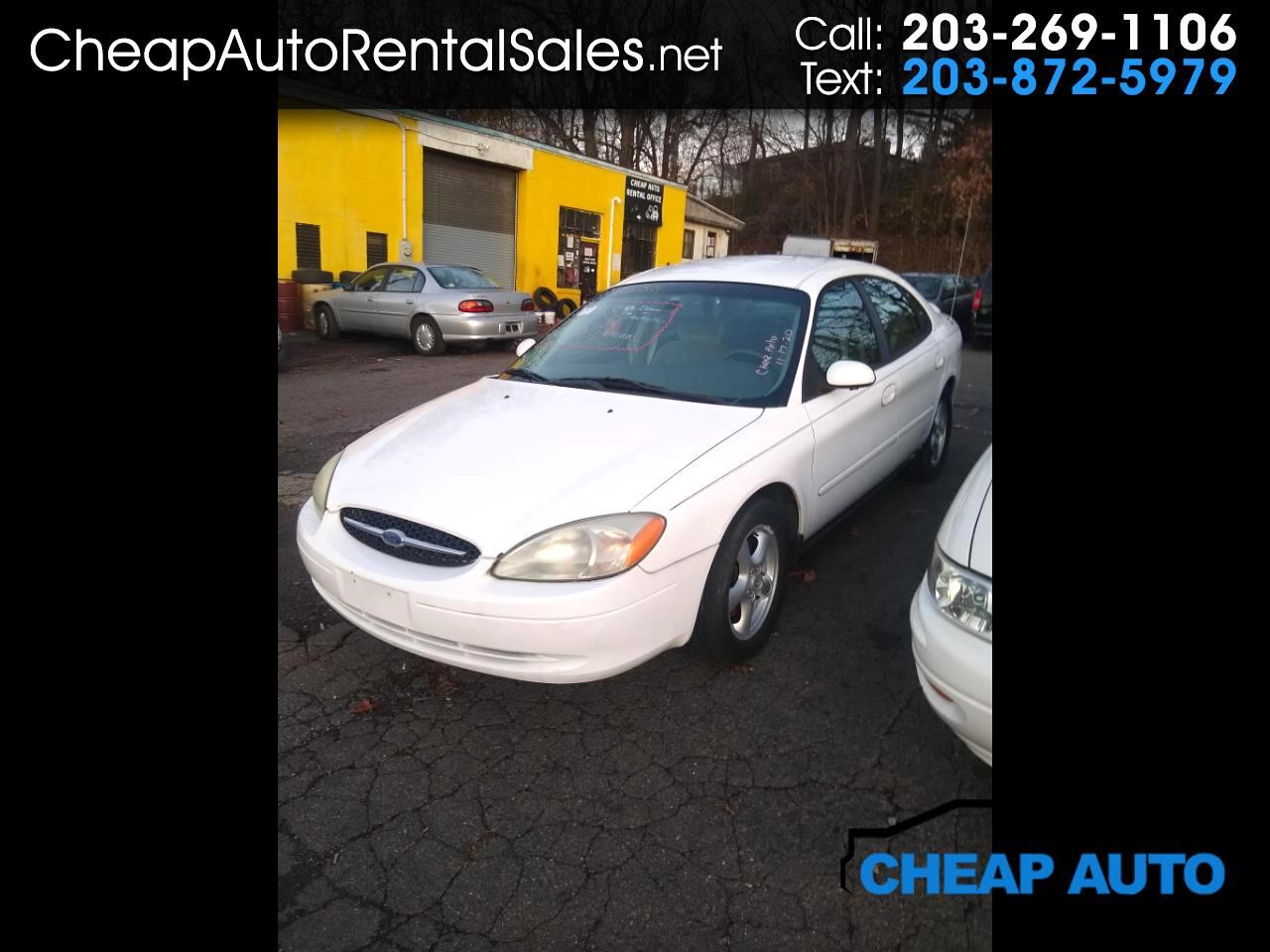 Ford Taurus SES 2003
