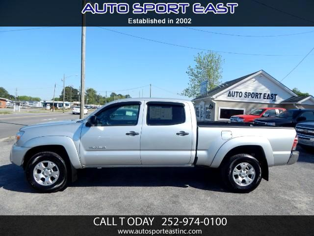 2013 Toyota Tacoma SR5 Double Cab Super Long Bed V6 6AT 4WD