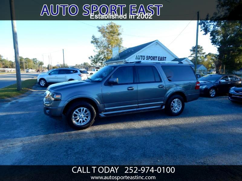 Ford Expedition EL Limited 2WD 2012