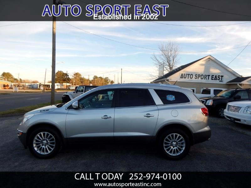 Buick Enclave Leather FWD 2012