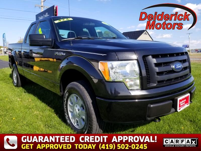 2011 Ford F-150 STX SuperCab 6.5-ft. Bed 4WD