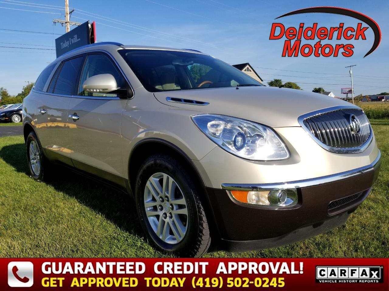 2012 Buick Enclave AWD 4dr Base