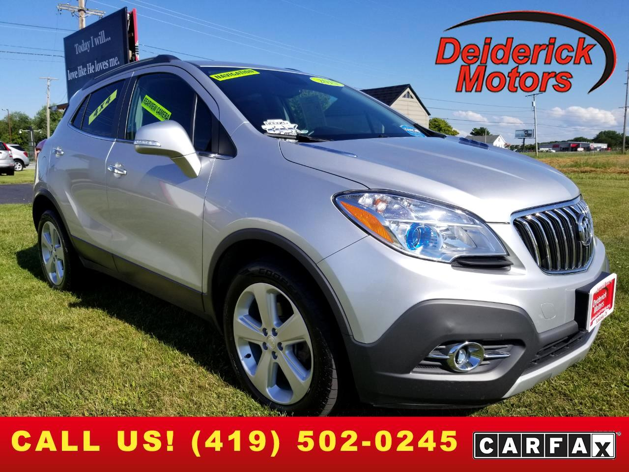 Buick Encore AWD 4dr Convenience 2015