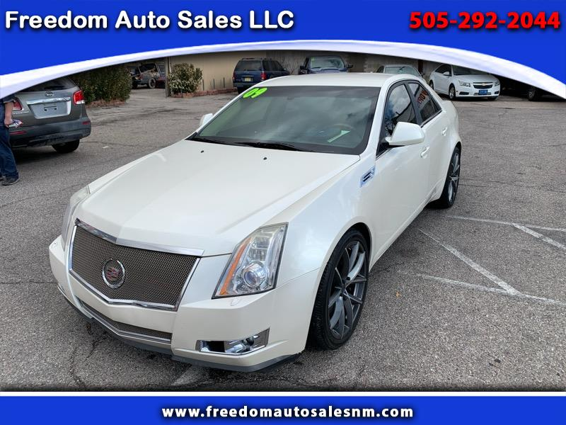 Cadillac CTS 3.6L SIDI with Navigation 2009