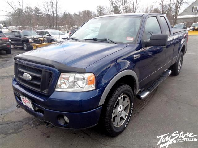 """2007 Ford F-150 Supercab 145"""" FX4 4WD"""