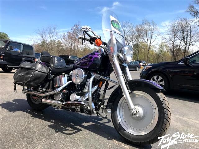 1996 Harley-Davidson FLSTF