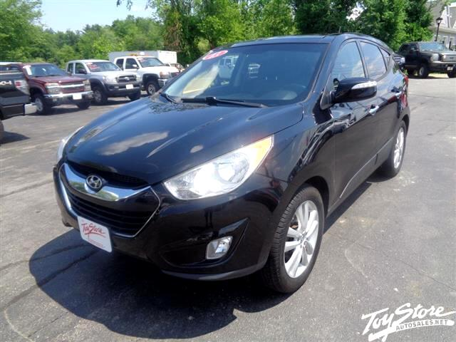 Used 2013 Hyundai Tucson For Sale In Salem Nh 03079 Toy Store Auto