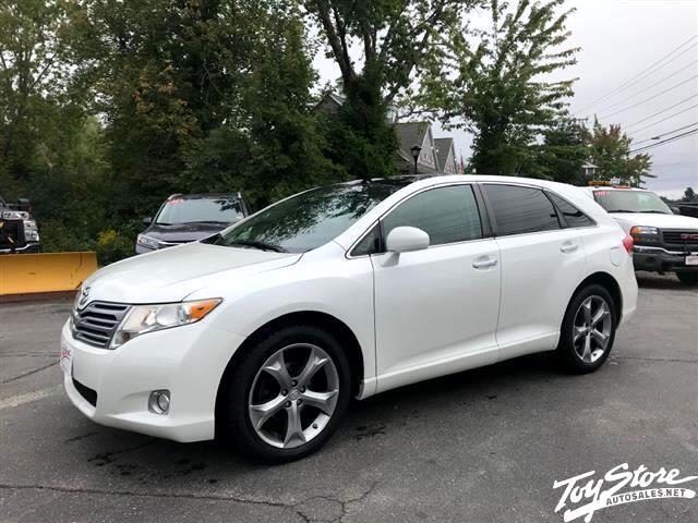 2011 Toyota Venza Limited V6 AWD