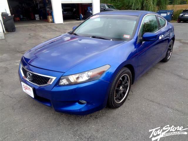 2008 Honda Accord EX-L V-6 Coupe AT
