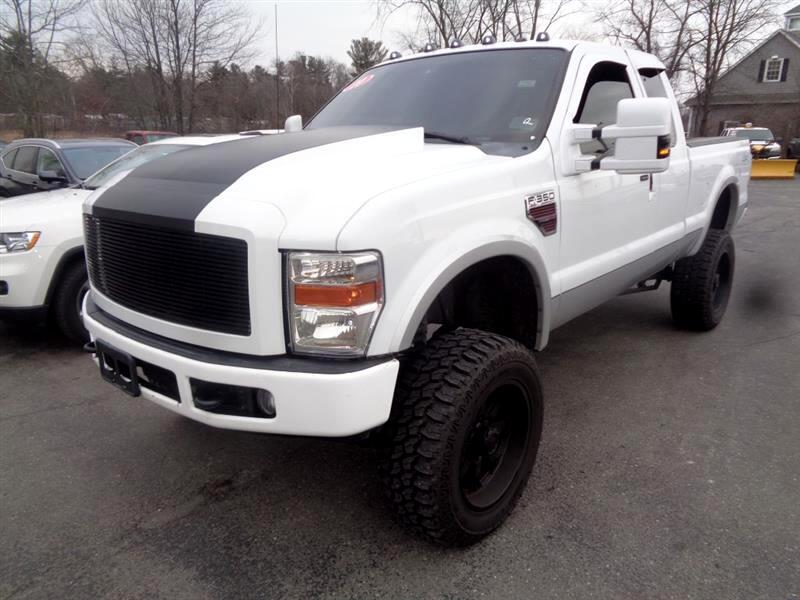 2010 Ford Super Duty F-350 SRW 4WD SuperCab 142