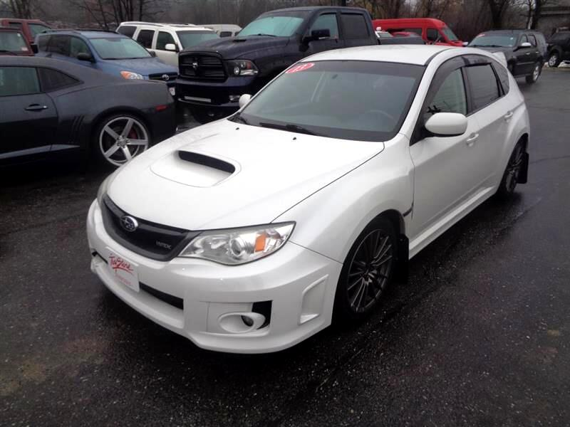 2013 Subaru Impreza Wagon WRX 5dr Man WRX
