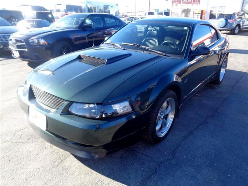 2001 Ford Mustang 2dr Cpe GT Bullitt Edition