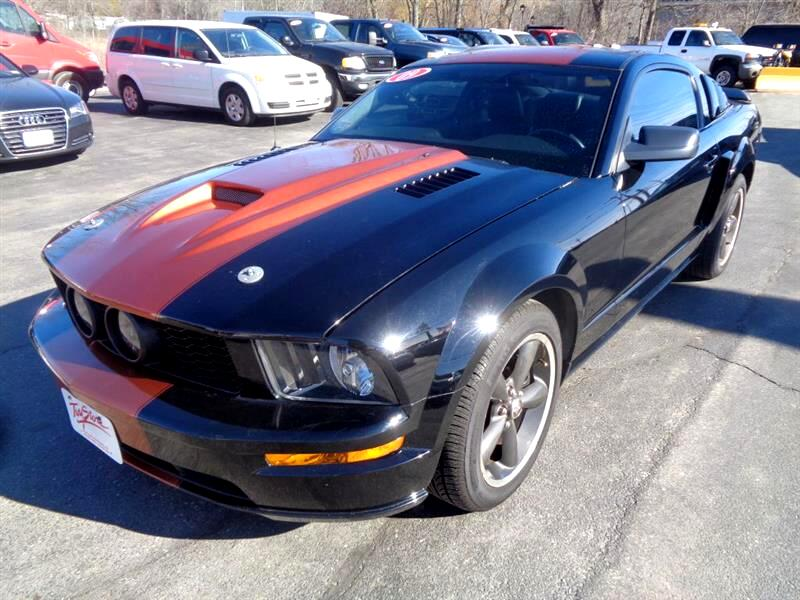 2009 Ford Mustang 2dr Cpe GT Bullitt Edition