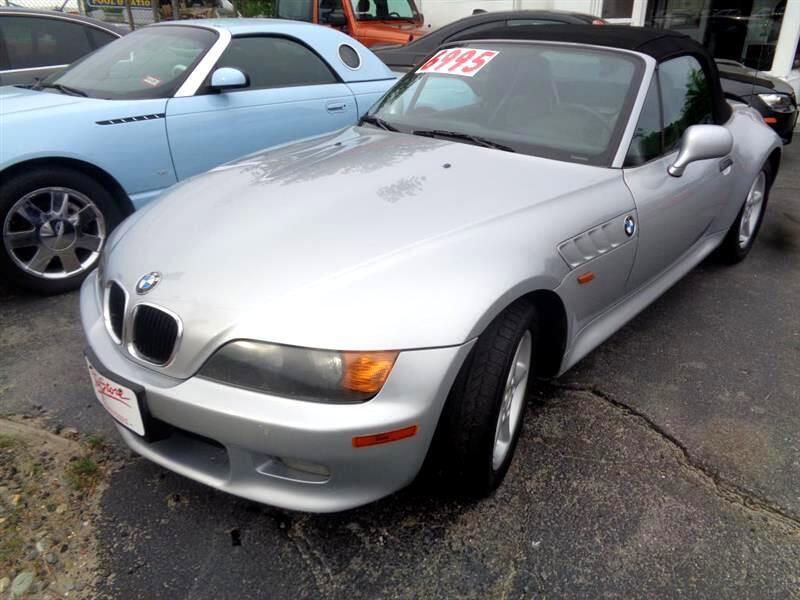 1997 BMW 3 Series Z3 2dr Roadster 2.8L