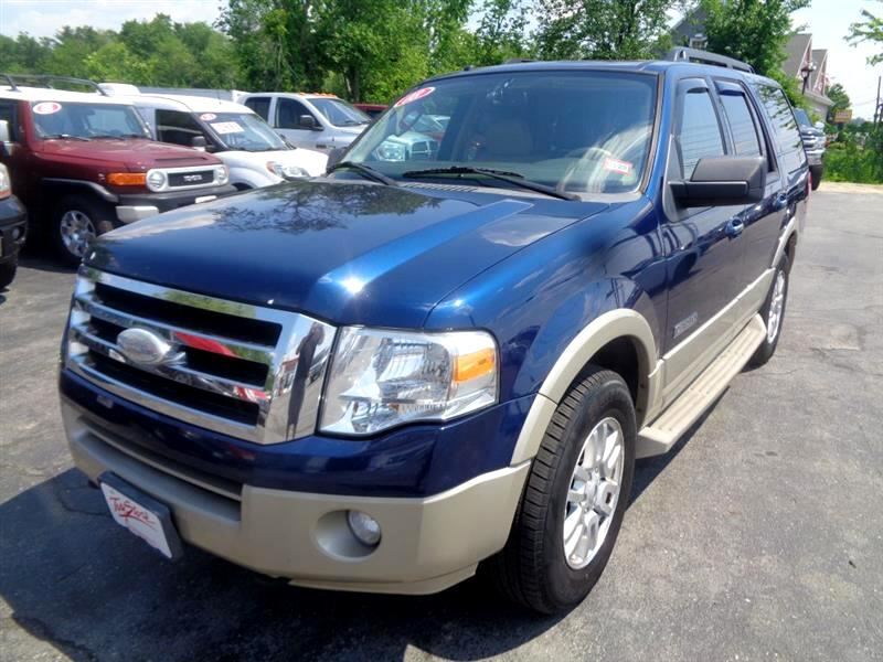 2008 Ford Expedition 4WD 4dr Eddie Bauer