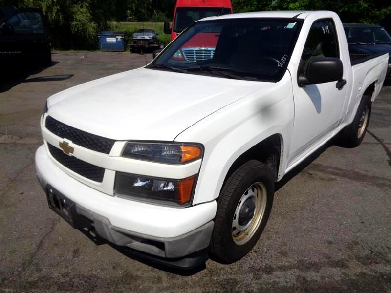 2012 Chevrolet Colorado 2WD Reg Cab Work Truck
