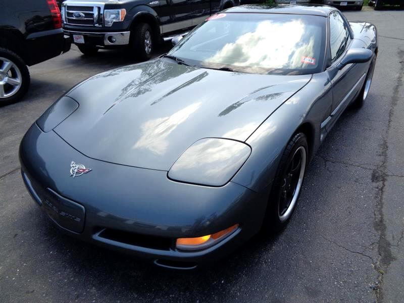 2003 Chevrolet Corvette 2dr Cpe