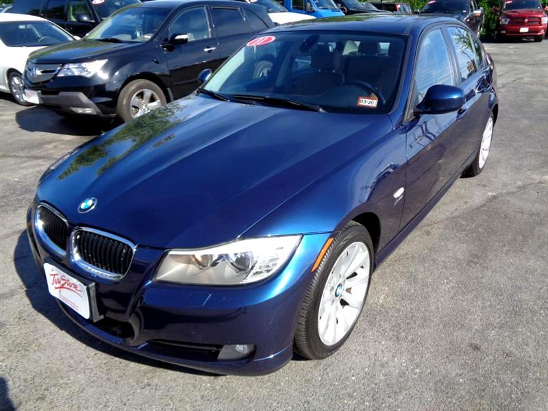 2011 BMW 3 Series 4dr Sdn 328i xDrive AWD