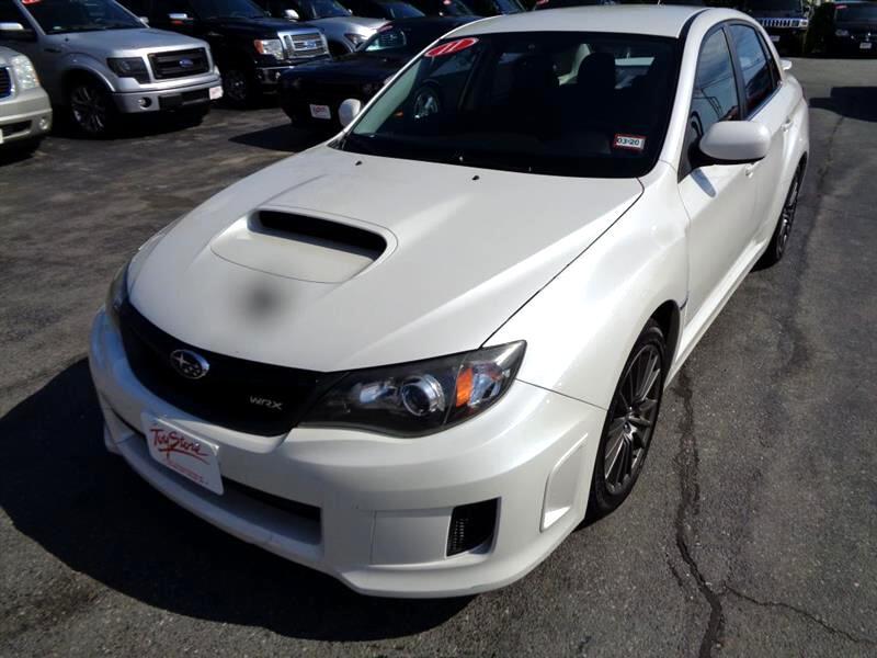 2011 Subaru Impreza Sedan WRX 4dr Man WRX