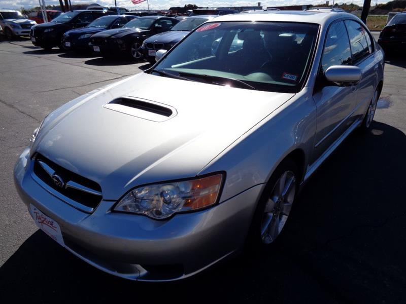 2007 Subaru Legacy Sedan 4dr H4 Turbo AT GT Ltd Navi