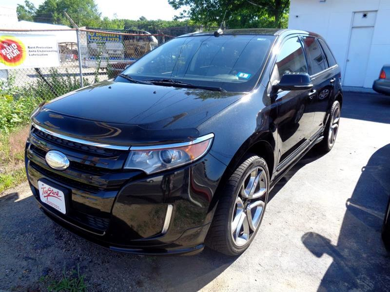 Ford Edge 4dr Sport AWD 2014