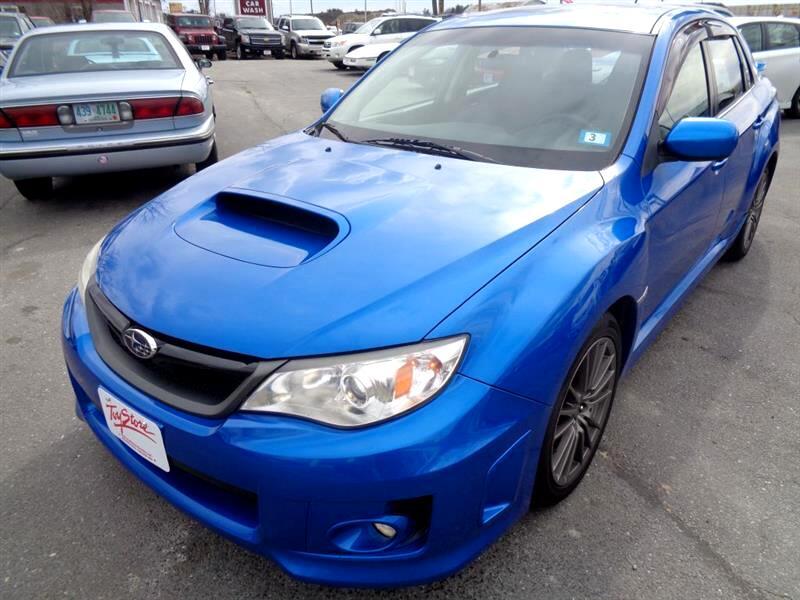Subaru Impreza Sedan WRX 4dr Man WRX Premium 2014
