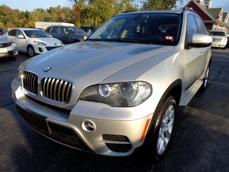 BMW X5 AWD 4dr 35i 2011