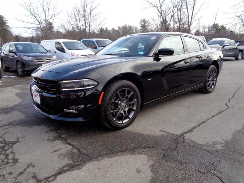 Dodge Charger GT AWD 2018