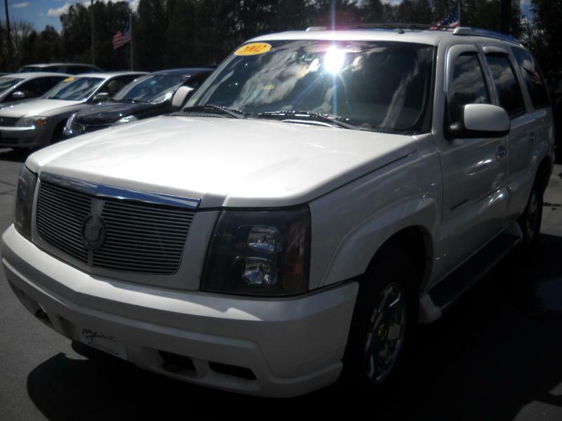2002 Cadillac Escalade LUXURY