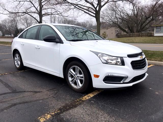 2016 Chevrolet Cruze Limited LS Manual