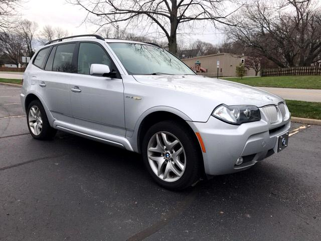 2007 BMW X3 3.0si M///