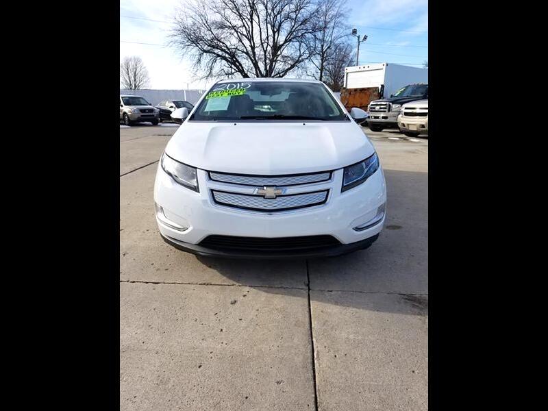 2015 Chevrolet Volt Standard