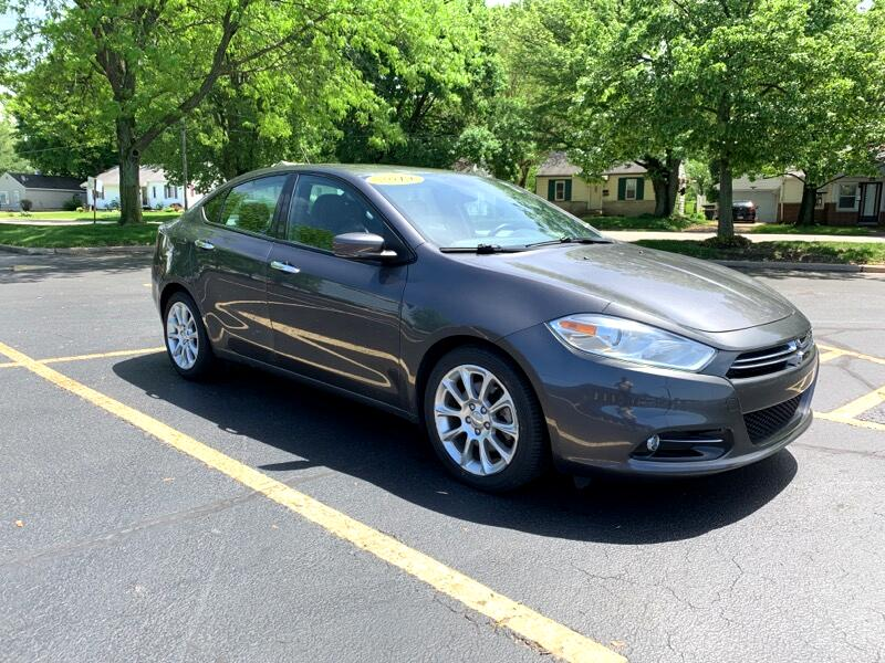 2014 Dodge Dart 4dr Sdn Limited