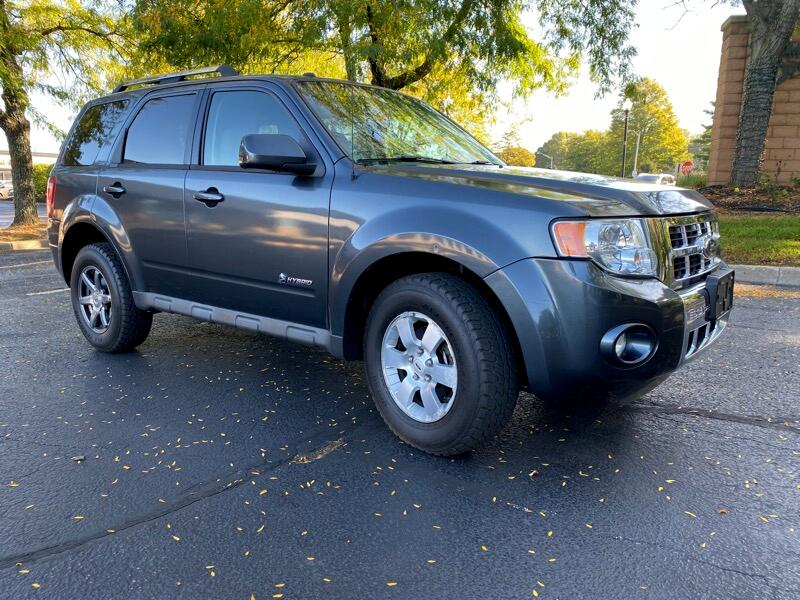 Ford Escape Hybrid Limited 4WD 2009