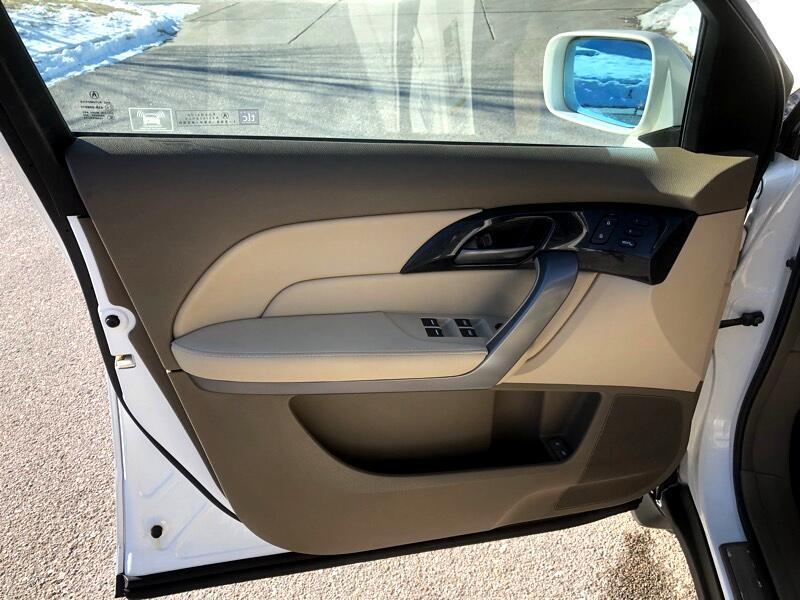 2009 Acura MDX 4WD 4dr Tech Pkg