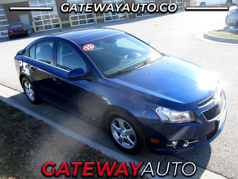 2012 Chevrolet Cruze 1LT RS