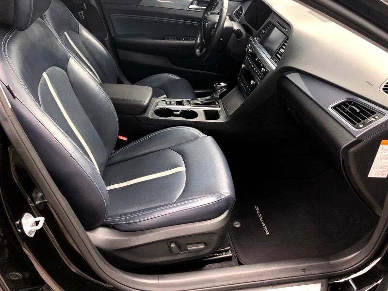 Hyundai Sonata Hybrid Limited 2016