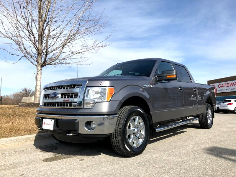 Ford F-150 XLT 6.5-ft. Bed 4WD 2014
