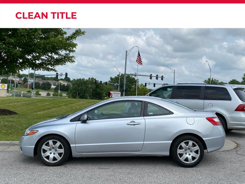 Honda Civic LX Coupe AT 2008