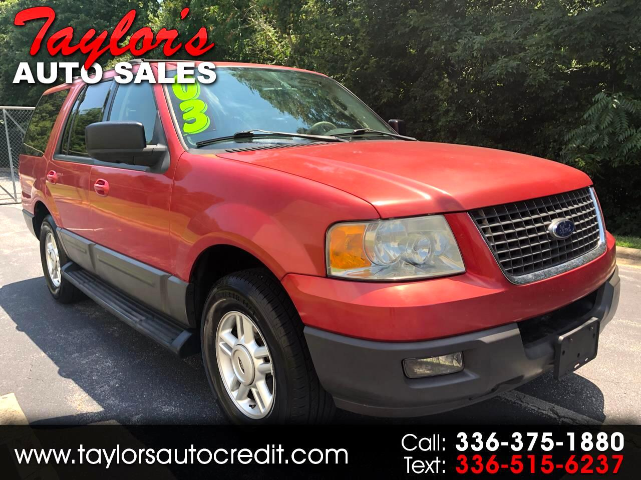 2003 Ford Expedition 5.4L Special Service